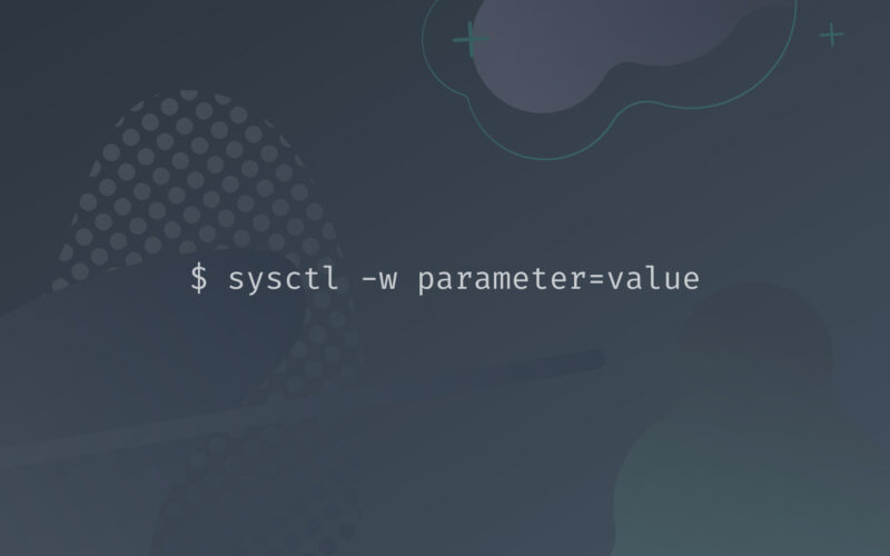 The Sysctl Command in Linux