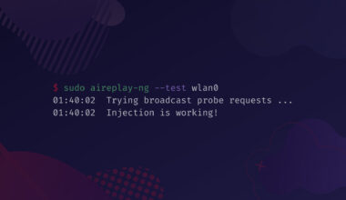 Connecting a Wireless Adapter To Kali Virtual Machine