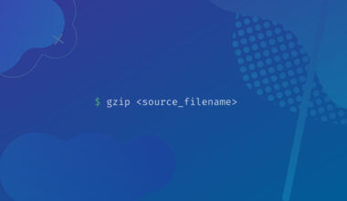 How to Use the Gzip Command in Linux