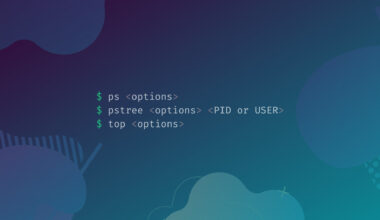 Using Linux Process Monitoring Commands ps, pstree, top